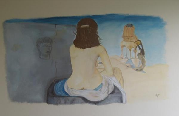 Afbeelding van Bartistic muurschilderingen
