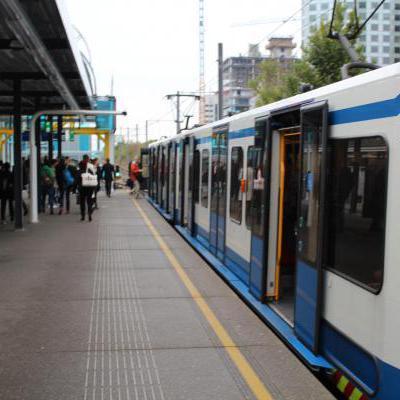 Tram Amsterdam