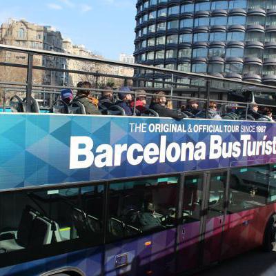 Bus Spanje