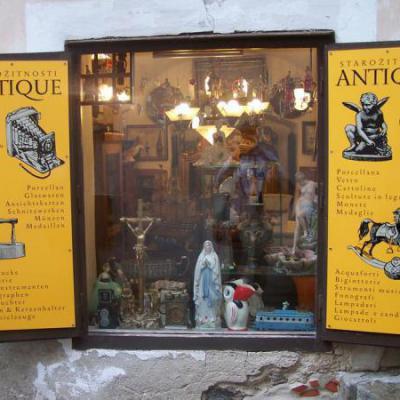 Antiekwinkel