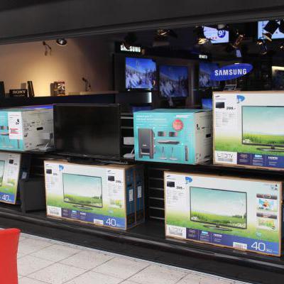 Televisiewinkel