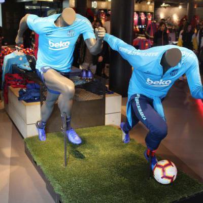 Sportkleding voetbal