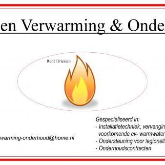 Driessen Verwarming  Onderhoud