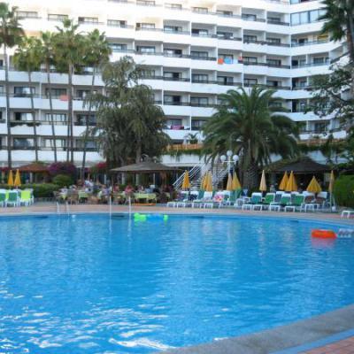 Groot hotel