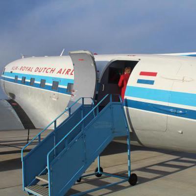 Oud vliegtuig