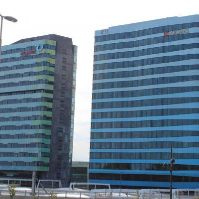 Kantoorgebouwen