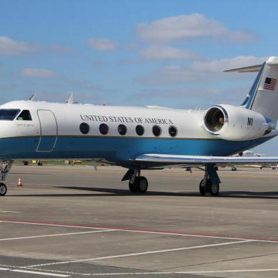 Vliegtuig ambassadeur