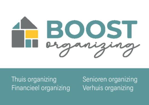 Afbeelding van Boost organizing