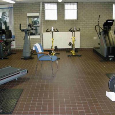Sportzaal gevangenis