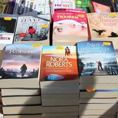 Verschillende boeken