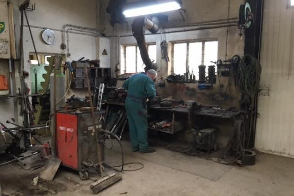 Reparatiebedrijf twee maanden stilgelegd