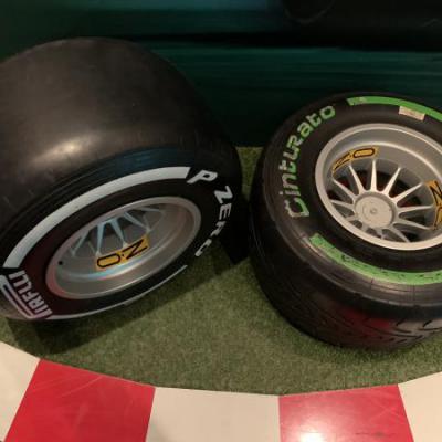 Formule 1 banden