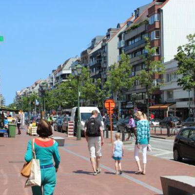 Mensen op straat