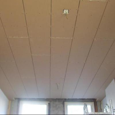 Gipsplafond