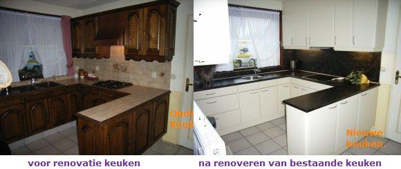 Afbeelding van Keuken renovatie van Keukens 4u