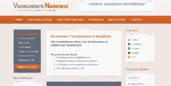 Afbeelding van Vacaturebank Nederland