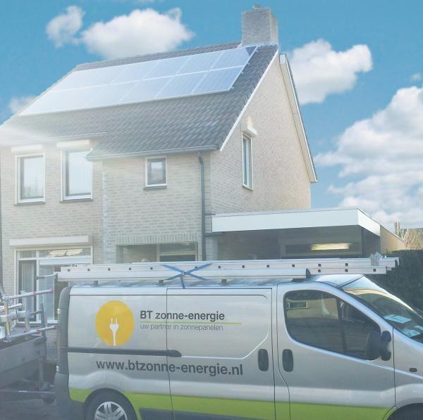 Afbeelding van BT zonne-energie