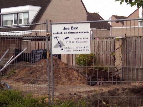 Afbeelding van Jee Bee Metsel-enTimmerwerken