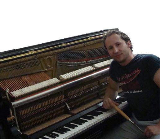 Afbeelding van Bartenstein Piano