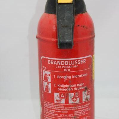 Keurmeester brandbeveiliging