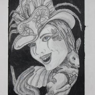 Kunst tekenaar