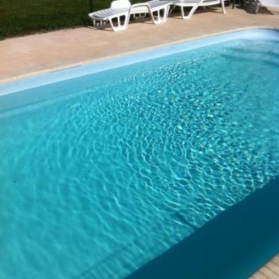 Zwembadmonteur