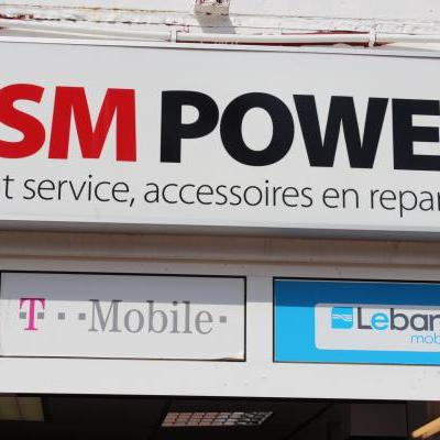 Reparatie GSM bord