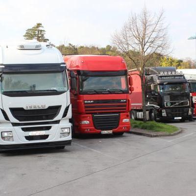 Vrachtwagenchauffeur (binnenland)