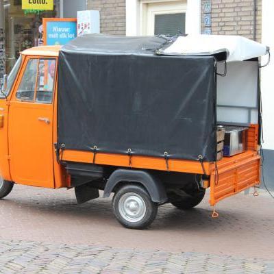 Bestelwagenchauffeur