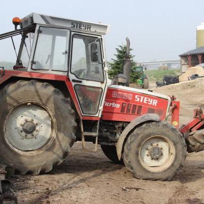 Agrarisch medewerker
