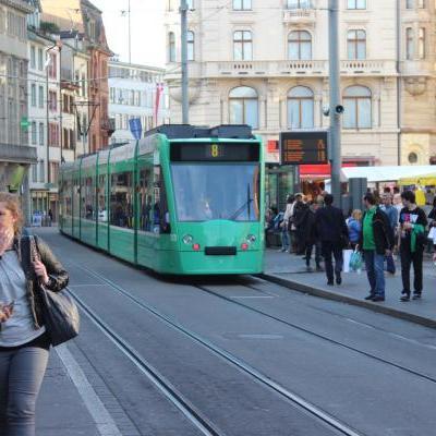 Beveiliger openbaar vervoer