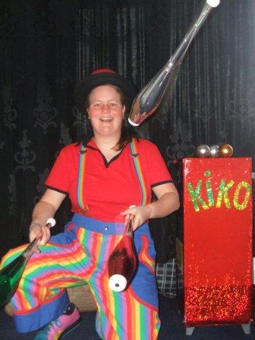 Afbeelding van Clown Kiko / Circus Kiko