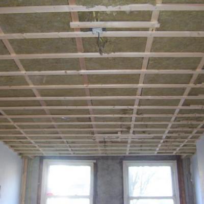 Plafond en wandmonteur