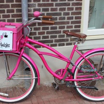 Verkoper (fiets & brommer)