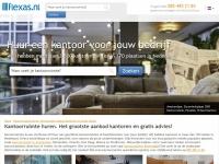 Website van Flexas.nl