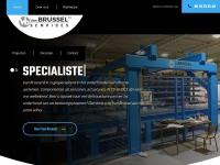 Website van Van Brussel Services