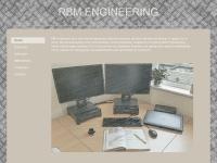 Website van RBM Engineering