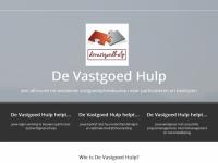 Website van De Vastgoed Hulp