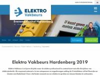 Meer informatie over Elektro Vakbeurs.