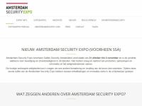 Meer informatie over Amsterdam Security Expo.