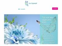 Website van Live Organized