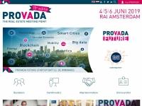 Meer informatie over PROVADA 2019.