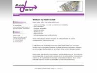 Website van Maehl-Install