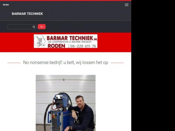 Website van barmartechniek