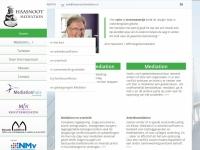 Website van Haasnoot Mediation