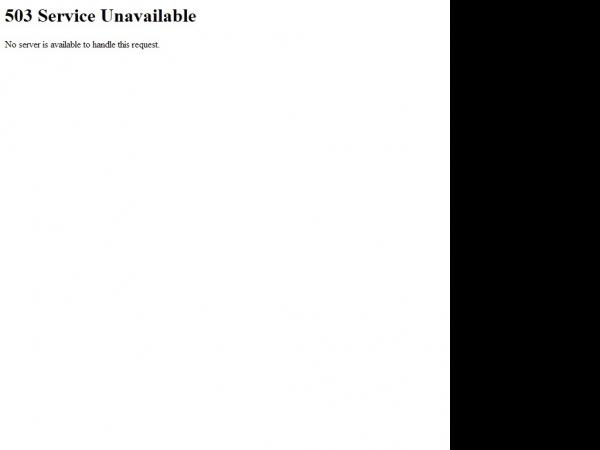 Website van Hoofdtechnischedienst.nl