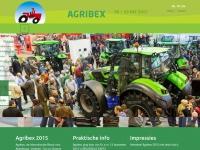 Meer informatie over Agribex 2017.