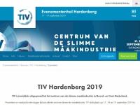 Meer informatie over TIV 2019 Hardenberg.