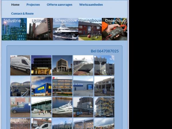 Website van EXTRA-ELEKTRO