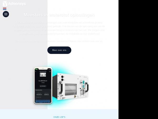 Website van Adsensys